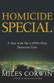 Homicide Special ebook by Miles Corwin