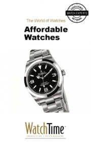 Affordable Watches ebook by WatchTime.com