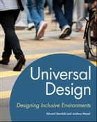 Universal Design ebook by Edward Steinfeld,Jordana Maisel