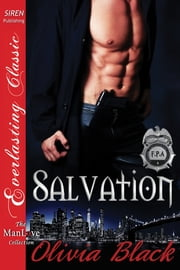 Salvation ebook by Olivia Black