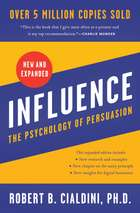 Influence, New and Expanded - The Psychology of Persuasion ebook by Robert B Cialdini PhD