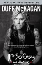 It's So Easy ebook by Duff McKagan