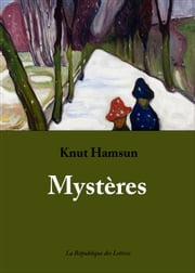 Mystères ebook by Knut Hamsun