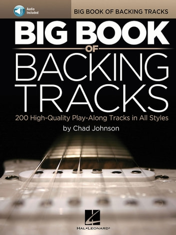 Big Book of Backing Tracks ebook by Chad Johnson