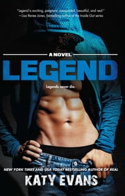 Legend ebook by Katy Evans