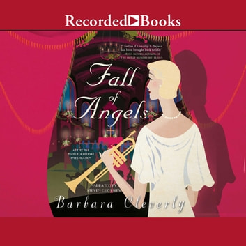 Fall of Angels audiobook by Barbara Cleverly