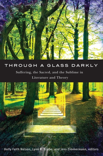 Through a Glass Darkly - Suffering, the Sacred, and the Sublime in Literature and Theory ebook by