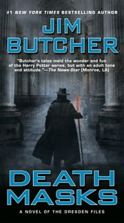 Death Masks ebook by Jim Butcher