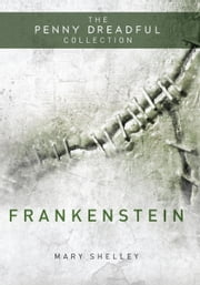 Frankenstein - The Penny Dreadful Collection ebook by Mary Shelley,Louie de Martinis