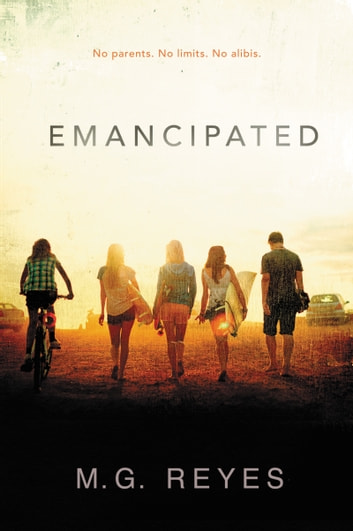 Emancipated ebook by M. G. Reyes