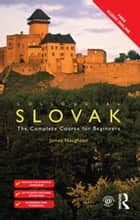 Colloquial Slovak ebook by James Naughton