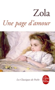 Une page d'amour ebook by Émile Zola