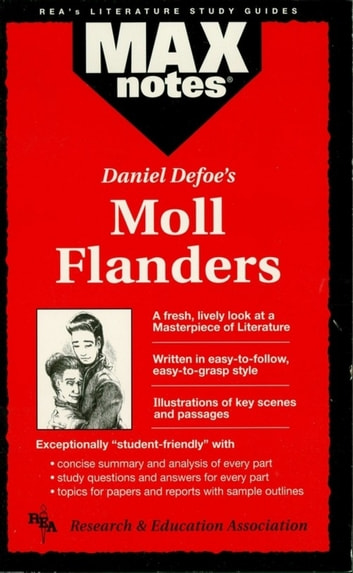 Moll Flanders (MAXNotes Literature Guides) ebook by Susan Gallagher