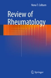 Review of Rheumatology ebook by Nona T. Colburn