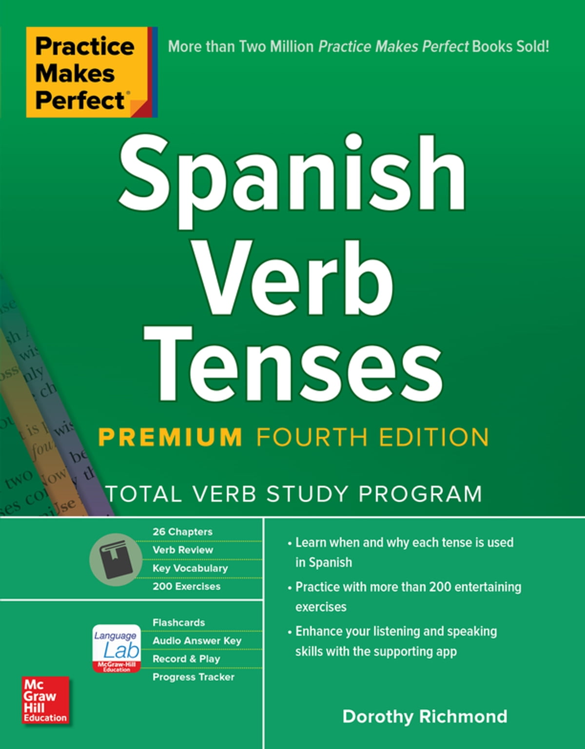 Practice Makes Perfect: Spanish Verb Tenses, Premium Fourth Edition ebook  by Dorothy Richmond - Rakuten Kobo