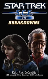Star Trek: Breakdowns ebook by Keith R. A. DeCandido