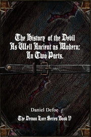 History of the Devil ebook by Daniel Defoe