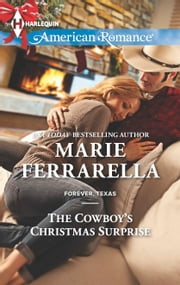 The Cowboy's Christmas Surprise ebook by Marie Ferrarella