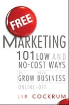 Free Marketing ebook by Jim Cockrum