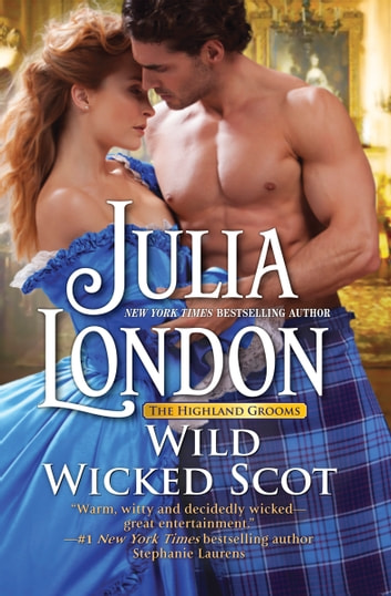 Wild Wicked Scot 電子書 by Julia London