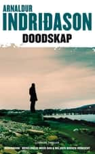Doodskap ebook by Arnaldur Indridason