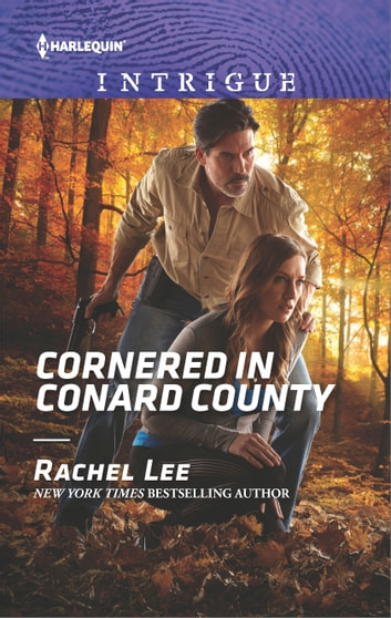 Cornered in Conard County ekitaplar by Rachel Lee