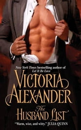The Husband List ebook by Victoria Alexander
