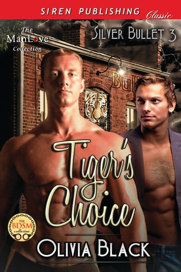 Tiger's Choice ebook by Olivia Black