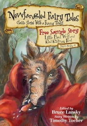 "Free Story ""Little Bad Wolf and Red Riding Hood"" from Newfangled Fairy Tales ebook by Bruce Lansky,Timothy Tocher"