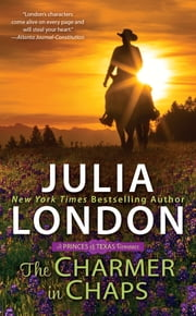 The Charmer in Chaps ebook by Julia London