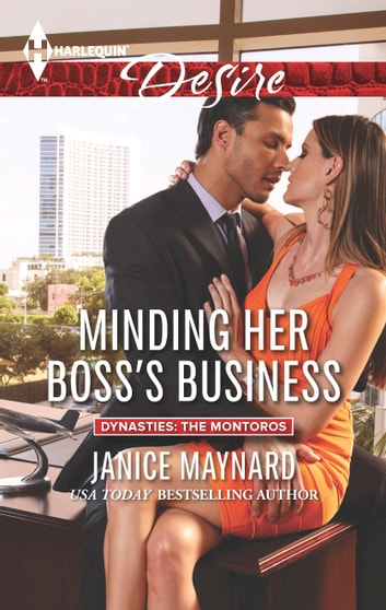 Minding Her Boss's Business ebook by Janice Maynard
