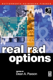 Real R & D Options ebook by Paxson, Dean
