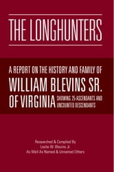 The Longhunters ebook by Les Blevins