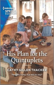 His Plan for the Quintuplets ebook by Cathy Gillen Thacker