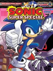 Sonic Super Special Magazine #3 ebook by Sonic Scribes