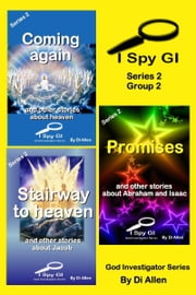 I Spy GI Series 2 Group 2 ebook by Di Allen