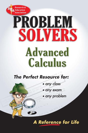 Advanced calculus problem solver ebook by editors of rea advanced calculus problem solver ebook by editors of rea fandeluxe Gallery