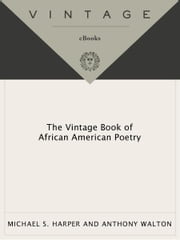 The Vintage Book of African American Poetry ebook by Michael S. Harper,Anthony Walton