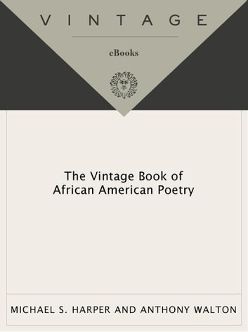 The Vintage Book of African American Poetry ebook by