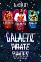 Galactic Pirate Brides - Box Set Volume One ebook by Tamsin Ley
