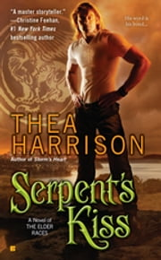 Serpent's Kiss ebook by Thea Harrison