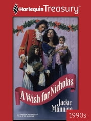 A Wish for Nicholas ebook by Jackie Manning