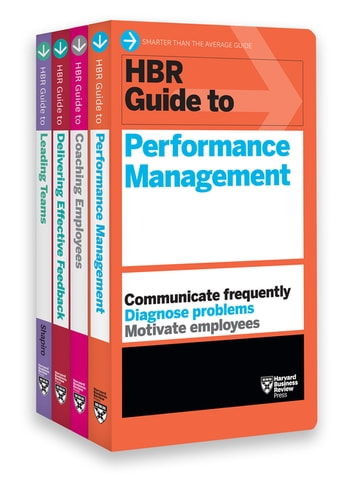 hbr guides to performance management collection 4 books hbr guide rh kobo com Articles On Coaching Employees hbr guide to coaching your employees amazon