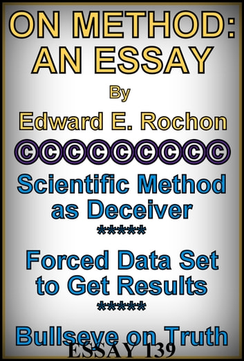 On Method An Essay Ebook By Edward E Rochon    On Method An Essay Ebook By Edward E Rochon Critical Analysis Essay Example Paper also Learning English Essay Example  Essays About Science