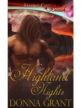 Highland Nights ebook by Donna Grant