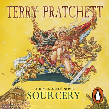 Sourcery - (Discworld Novel 5) audiobook by Terry Pratchett