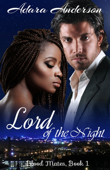 Lord of the Night ebook by Adara Anderson