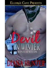 A Devil in Winter (Winter Studs) ebook by Diana Hunter