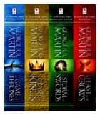A Game of Thrones 4-Book Bundle - A Song of Ice and Fire Series: A Game of Thrones, A Clash of Kings, A Storm ofSwords, and A Feast for Crows ebook by George R. R. Martin