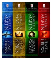 A Game of Thrones 4-Book Bundle - A Song of Ice and Fire Series: A Game of Thrones, A Clash of Kings, A Storm of Swords, and A Feast for Crows ebook by George R. R. Martin